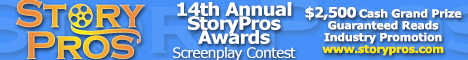 StoryPros Awards