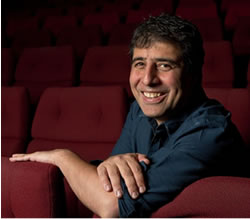 Hossein Amini courtesy of BAFTA/ Photographer Stephen Butler